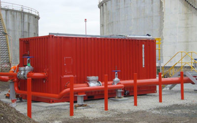 Containerized Fire Water Pump Set