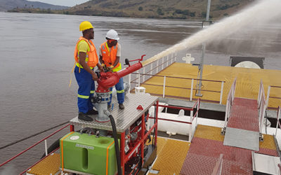 Portable Fire Fighting Unit